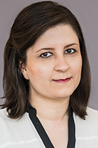Dr. Mina Mohebbi, assistant professor, Department of Engineering Technology, College of Basic and Applied Sciences