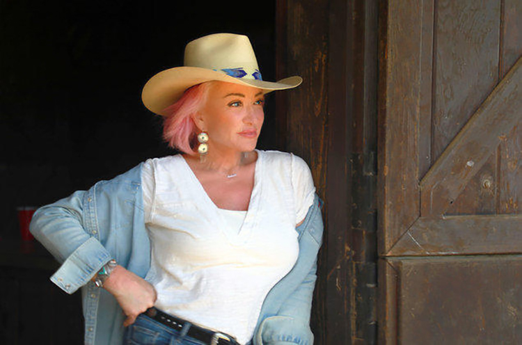 Tanya Tucker, sporting her first album in 17 years, will be a highlight of the Friday, Sept. 13, AmercanaFest Day Stage at War Memorial Auditorium in Nashville. (Photo courtesy of WMOT)