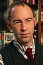 Dr. Caleb Iyer Elfenbein, director of the Center for the Humanities at Grinnell College