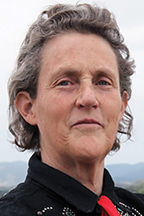 Dr. Temple Grandin, author, educator and activist for autism awareness and humane animal treatment