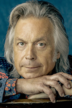"Grammy Award-winning singer-songwriter Jim Lauderdale, host and performer on ""Music City Roots,"" the weekly live radio and public TV series broadcast on its flagship station, MTSU's WMOT-FM Roots Radio 89.5"