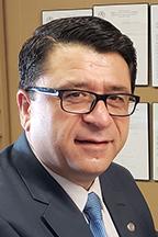 Dr. Murat Arik, director, Business and Economic Research Center