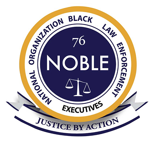 National Organization of Black Law Enforcement Executives (NOBLE) logo