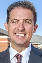 Shane McFarland, mayor of Murfreesboro 2014-present, MTSU alumnus