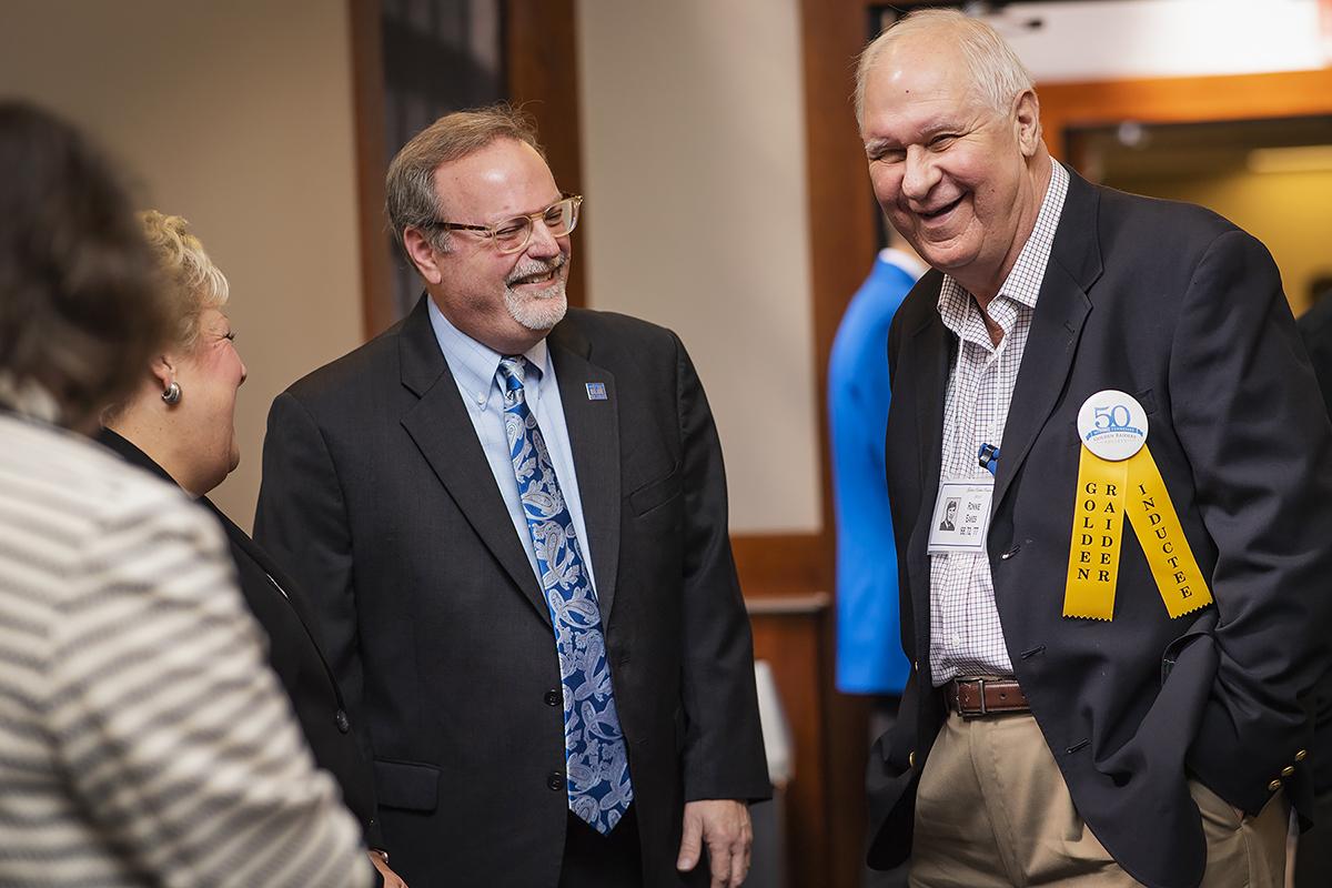 Golden Raiders Distinguished Alumni Share Homecoming Spotlight Oct 25 Mtsu News