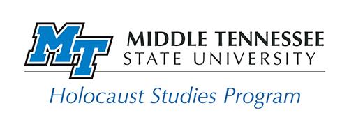 MTSU Holocaust Studies Program logo