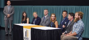MTSU's Huber leads panel on veterans returning home at 'Homemade' screening