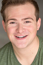 "MTSU junior Kaleb Stone of Spring Hill, Tennessee, plays ""Fred Graham"" in the MTSU Theatre production of ""Kiss Me Kate"" Oct. 24-27, 2019."
