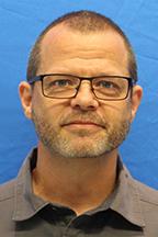 Michael Baggarly, associate professor of art, Department of Art and Design