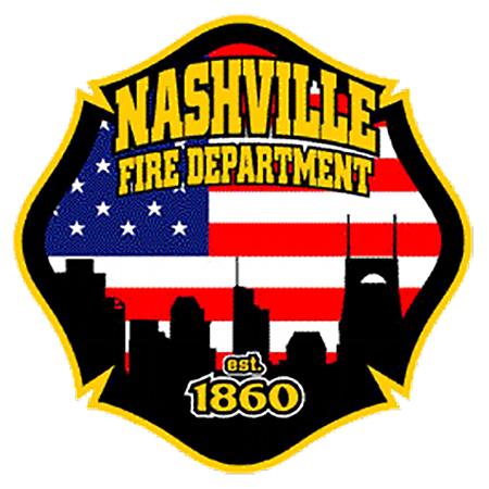 Nashville Fire Department logo