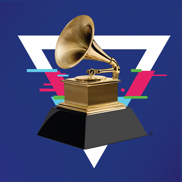 logo for the 62nd annual Grammy Awards, airing live from Los Angeles on CBS Sunday, Jan. 26.