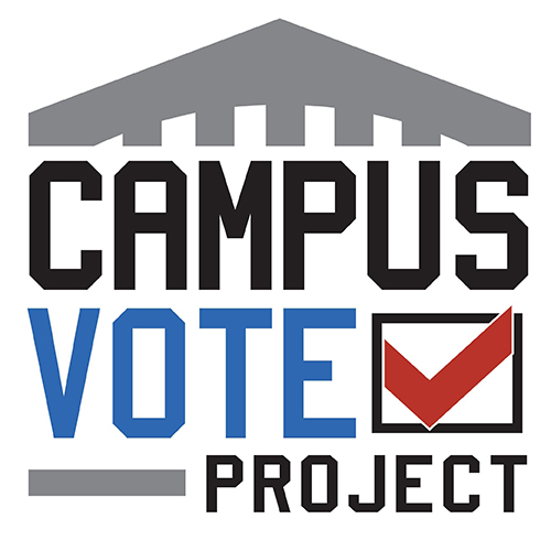 Campus Vote Project logo