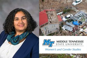 Impact of Hurricane Maria on Puerto Rican women is topic of Nov. 21 lecture
