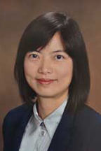 Dr. Iris Gao, associate professor, School of Agriculture