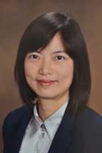 Dr. Iris Gao, associate professor, agriculture