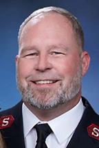 Maj. Joseph Irvin, Salvation Army, Murfreesboro