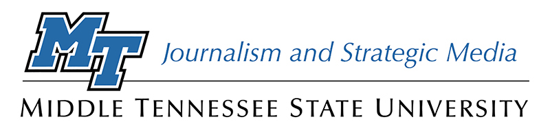 School of Journalism & Strategic Media logo
