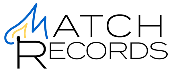 2019 logo for MTSU's student-run label, Match Records