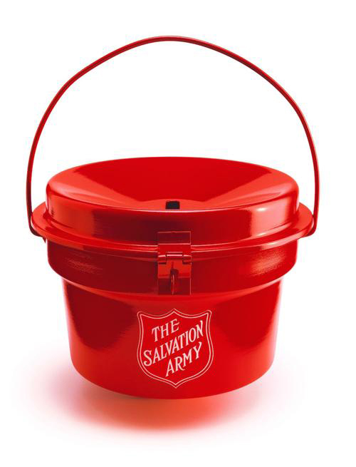 Volunteers will soon be deployed throughout Rutherford County as the local Salvation Army's annual Red Kettle fundraising campaign begins. (Submitted photo)