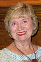 Dr. June Hall McCash, professor emerita