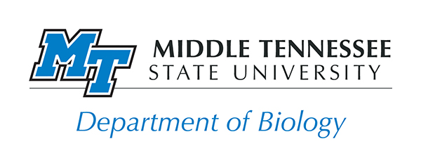 Dept of Biology logo