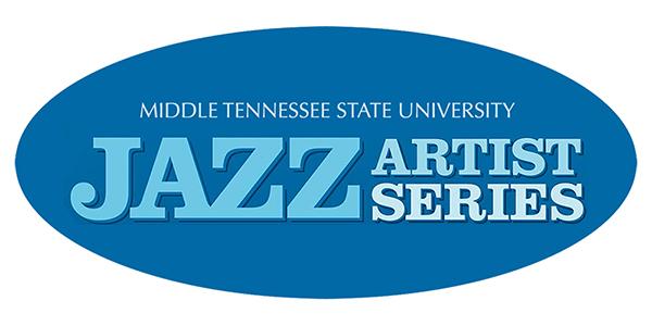 MTSU Jazz Artist Series logo