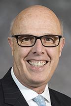 Jim Bast, lecturer/coordinator, applied leadership