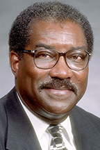 Dr. James E. Walker, Middle Tennessee State University president (1991-2000)