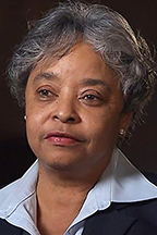 Linda T. Wynn, history lecturer at Fisk University, author and assistant director for state programs for the Tennessee Historical Commission