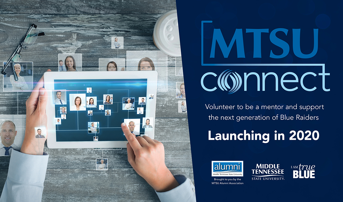 MTSU connect house ad