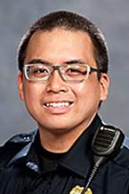 Patrick Fajardo, MTSU Police PIO