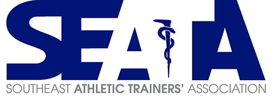 Southeast Athetic Trainers Association logo
