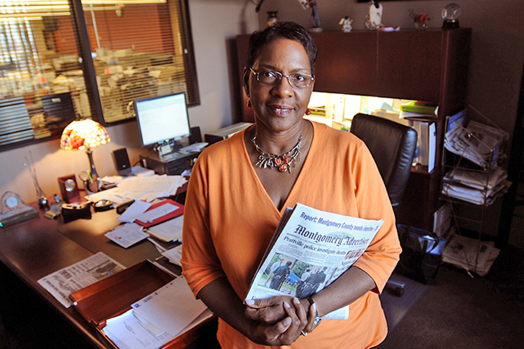 Veteran journalist Wanda Lloyd is a former executive editor of the Montgomery (Alabama) Advertiser. (Submitted photo)