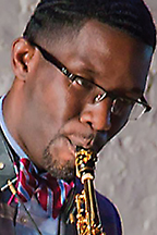 Cord Martin of Columbia, Tenn., saxophonist and MTSU music education graduate
