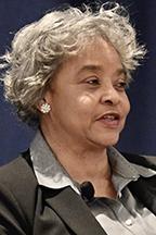 "Linda Wynn, ""By One Vote"" panelist"