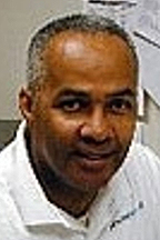 Dr. Dwight Patterson, associate professor, chemistry