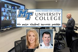 MTSU Applied Leadership course 'zooms' into remote learning setup for students