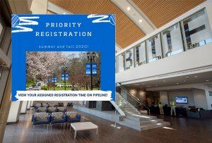 MTSU priority registration continues online through April 17