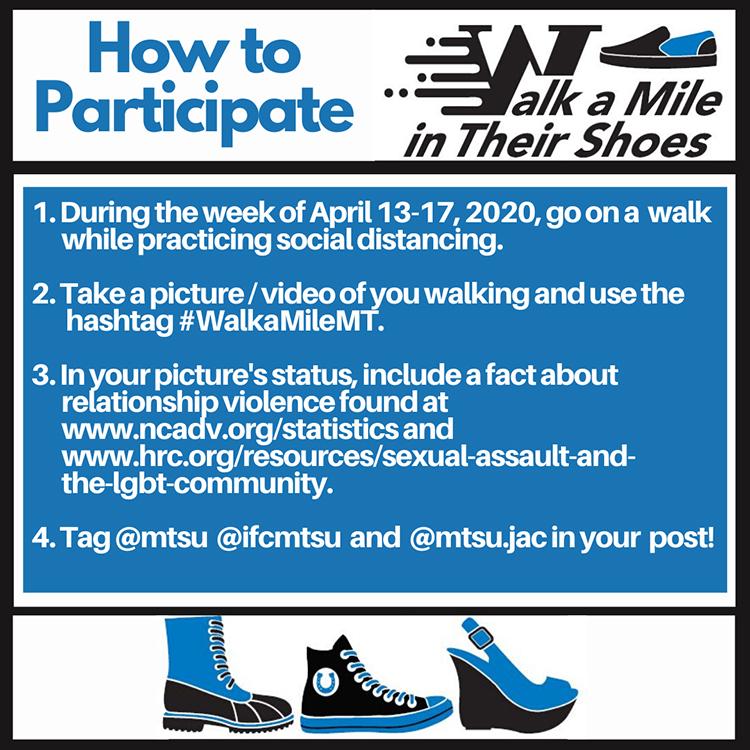 Walk a Mile 2020 Participation Guide