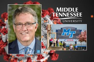 MTSU task force recommends 'modified' reopening, hybrid courses for fall return