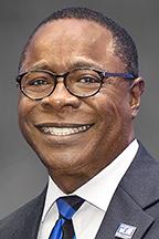 Dr. Sidney A. McPhee, MTSU president