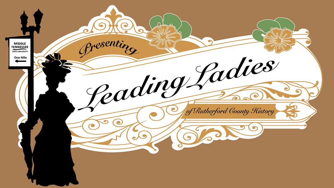 Leading Ladies of Rutherford County graphic