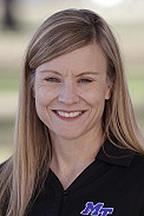 Beka Crocket, employer relations supervisor, Career Development Center