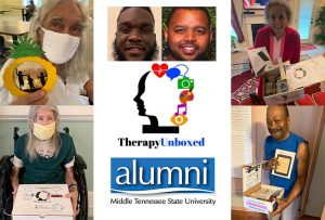 Former MTSU basketball players take games to homebound people during pandemic