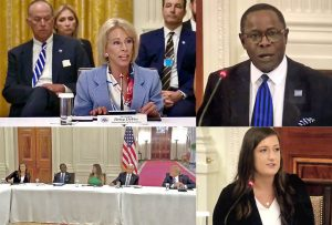 MTSU officials take part in White House panel on reopening campuses this fall [+VIDEO]