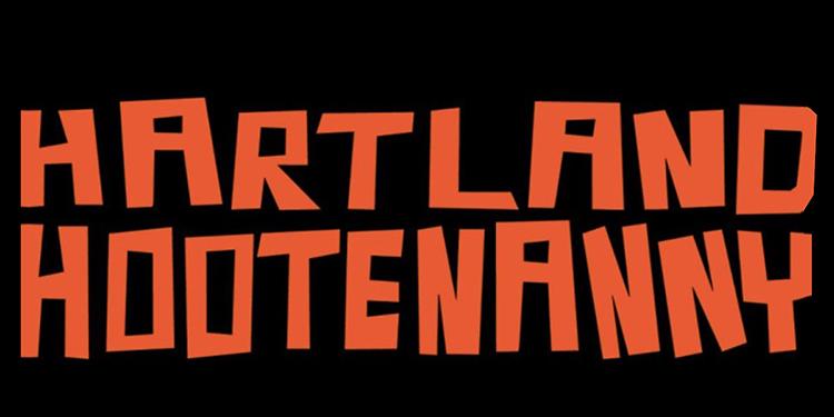 """Hartland Hootenanny"" title card - Old Crow Medicine Show"