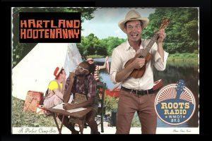 WMOT Roots Radio adds Old Crow's rollicking 'Hartland Hootenanny' to Saturday night lineup