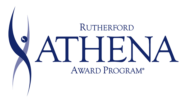 Rutherford Cable ATHENA Award logo