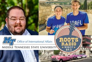 International affairs director unveils priorities on 'MTSU On the Record'