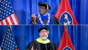 MTSU leaders comfort, praise 'resilient' summer 2020 grads at virtual commencement [+VIDEO]